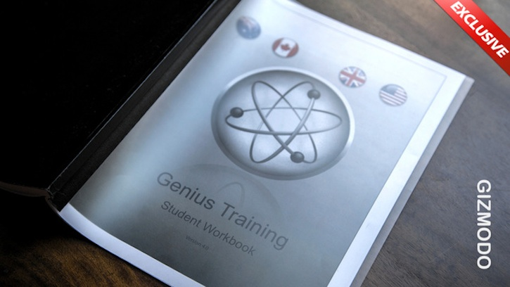 Apple&#039;s Secret Genius Training Manual