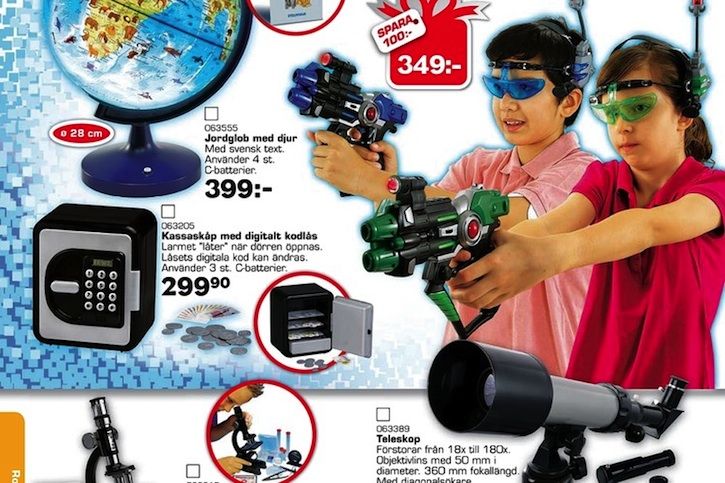 Top Toy Gender Neutral Toy Catalog