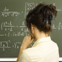 Women and math stereotypes
